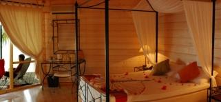 Izba v plážovej vile Koamas