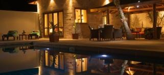Sultánova vila s bazénom