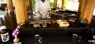 Reštaurácia Hamakaze Kurumba Island Resort