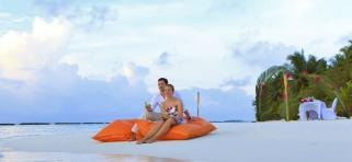 Pláž Kurumba Island Resort