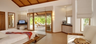 Maafushivaru - plážová vila