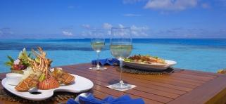 Medhufushi island resort, Maledivy