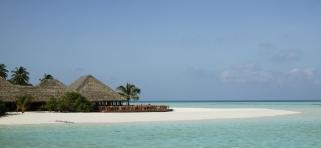 Meeru Island Resort reštaurácia