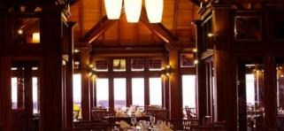 Olhuveli Beach resort - reštaurácia Sunset