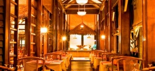 Ranveli Village Maledivy - reštaurácia