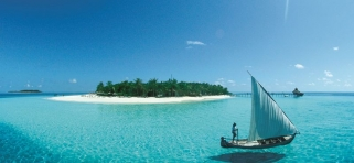 Reethi Island resort
