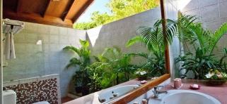 Reethi vila - kúpelňa