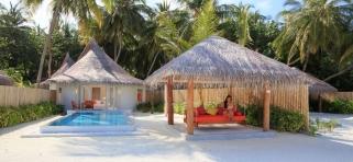 Sun Aqua Villa Reef - Plážová vila Deluxe s bazénom