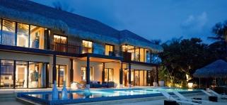 Velaa Private Island - soukromná rezidencia