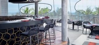 Velaa Private Island - reštaurácia Tavaru