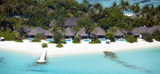Plážové vily s bazénom - Velassaru