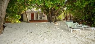 plážový bungalov