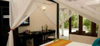 Vilamendhoo - zahradná izba