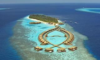 Lily beach resort - dovolenka Maledivy