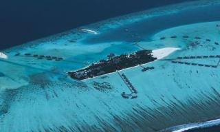 Gili Lankafushi Maledivy