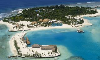 Holiday Inn Kandooma - dovolenka Maledivy