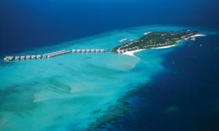 Four Seasons Landaa Giraavaru resort, Maledivy