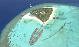 Maafushivaru - dovolenka Maledivy
