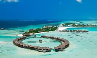 Olhuveli Beach resort - dovolenka Maledivy
