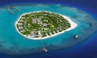 Velaa Private Island, Maledivy