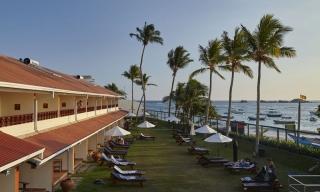 Hotel Coral sands Hikkaduwa - zájazdy Srí Lanka
