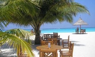 Zájazdy Maledivy - Paradise Island resort