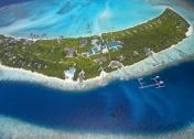 Hideaway beach resort Maledivy - dovolenka Maledivy