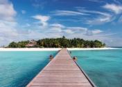 Banyan Tree Vabbinfaru - dovolenka Maledivy