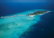 Four Seasons Landaa Giraavaru resort, Maledivy