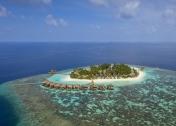 Kandolhu Island - dovolenka Maledivy