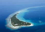 Kuramathi Island Resort, Maledivy