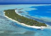 Medhufushi island resort, dovolenka Maledivy