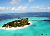 Thulhagiri Island resort - dovolenka Maledivy