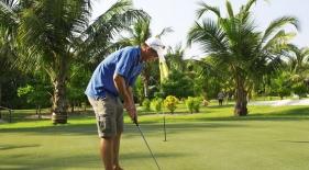 Golf Maledivy