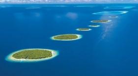Maledivy dovolenka - let na Maledivy