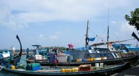 Prístav - Maledivy