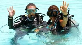 Potápanie Maledivy