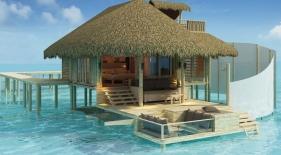 Maledivy dovolenka - ubytovánie Maledivy