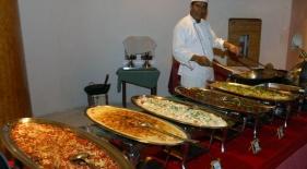 Jedlo na Maledivách