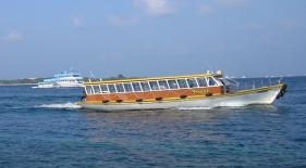 Loď do Malé