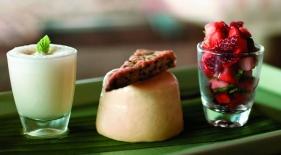 Jedlo Maledivy