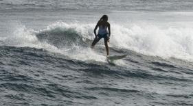Surfovanie Maledivy