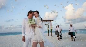 Svadby na Maledivách