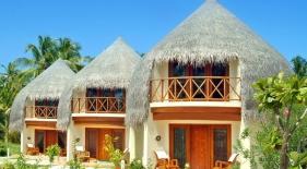 Ubytovanie Maledivy