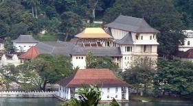 Chrám Buddhovho zuba v Kandy