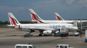 Srí Lanka dovolenka - letisko Kolombo