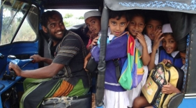 Srí Lanka ľudia