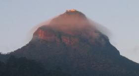 Adamova hora Srí Lanka