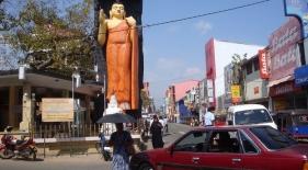 Baťa na Srí Lance