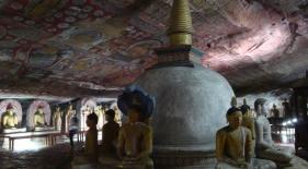 Skalný chrám Dambula